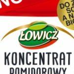 Unikalne rozwiązanie od Łowicza. Koncentrat pomidorowy w saszetce.