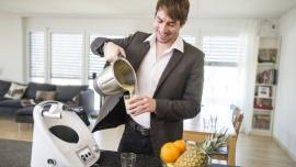 Nowe technologie w kuchni – na pomoc tacie samemu w domu
